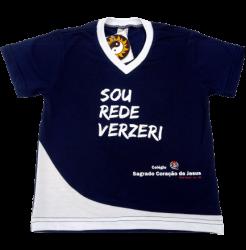 Camiseta Malha PV CSCJ - ADULTO
