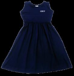 Vestido Viscolycra CSCJ - Infantil