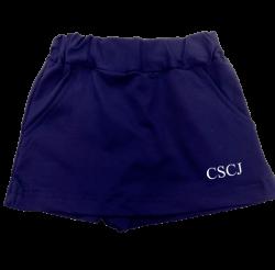 Saia Short Malha Fitness CSCJ - Infantil
