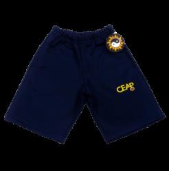 Bermuda Malha Colegial Careca CEAP - Infantil