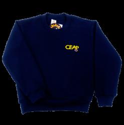 Blusão Malha Colegial Apeluciado CEAP - Infantil