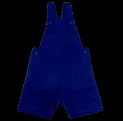 Jardineira Malha Colegial Careca CEAP - Infantil